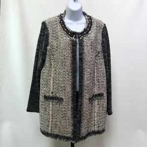 Chicos Chanel Style Jacket